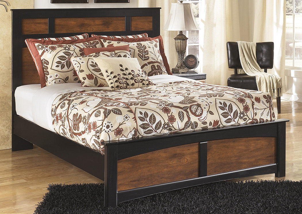 Aimwell Queen Panel Bed,ABF Signature Design by Ashley