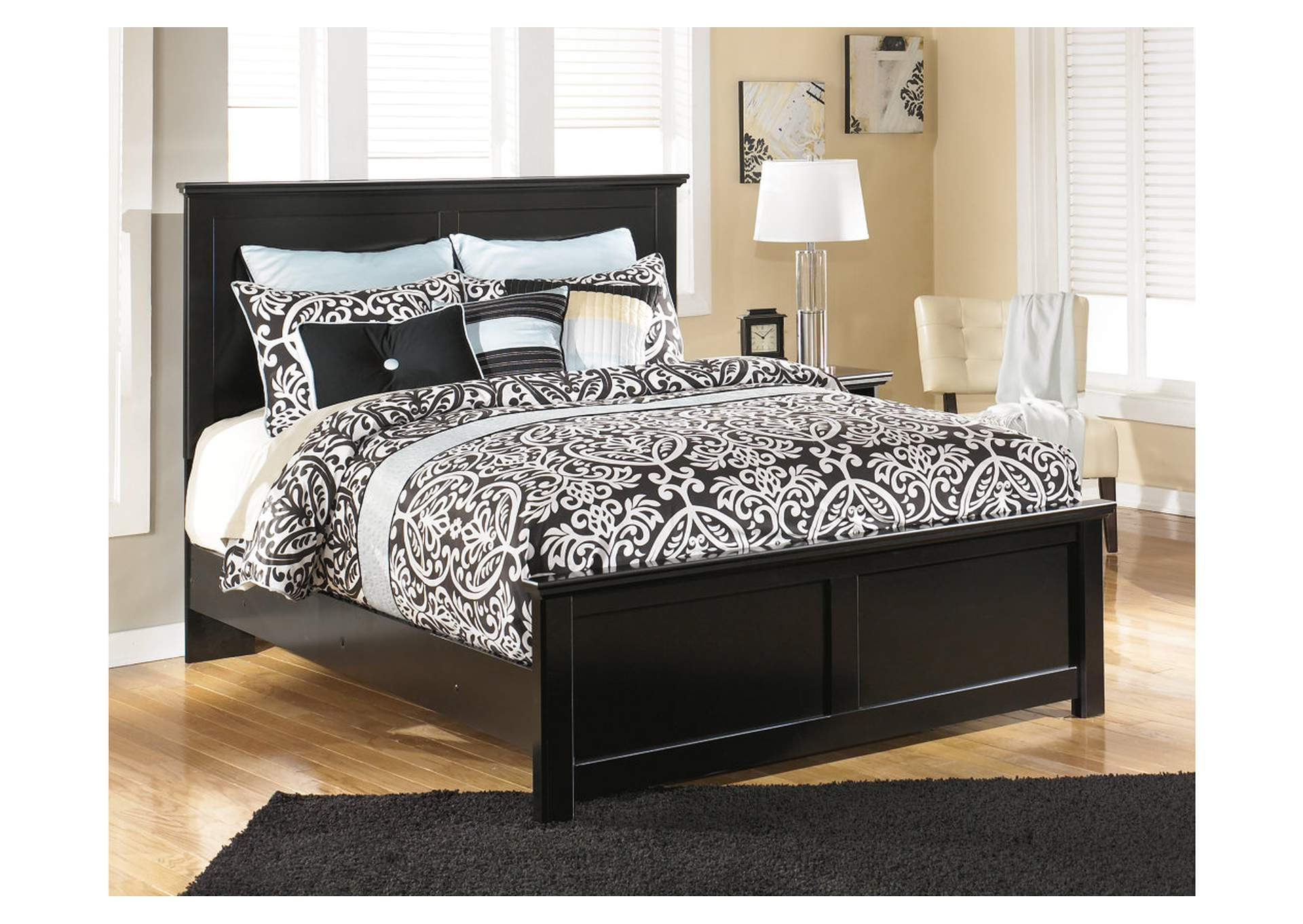 Maribel King Panel Bed,ABF Signature Design by Ashley