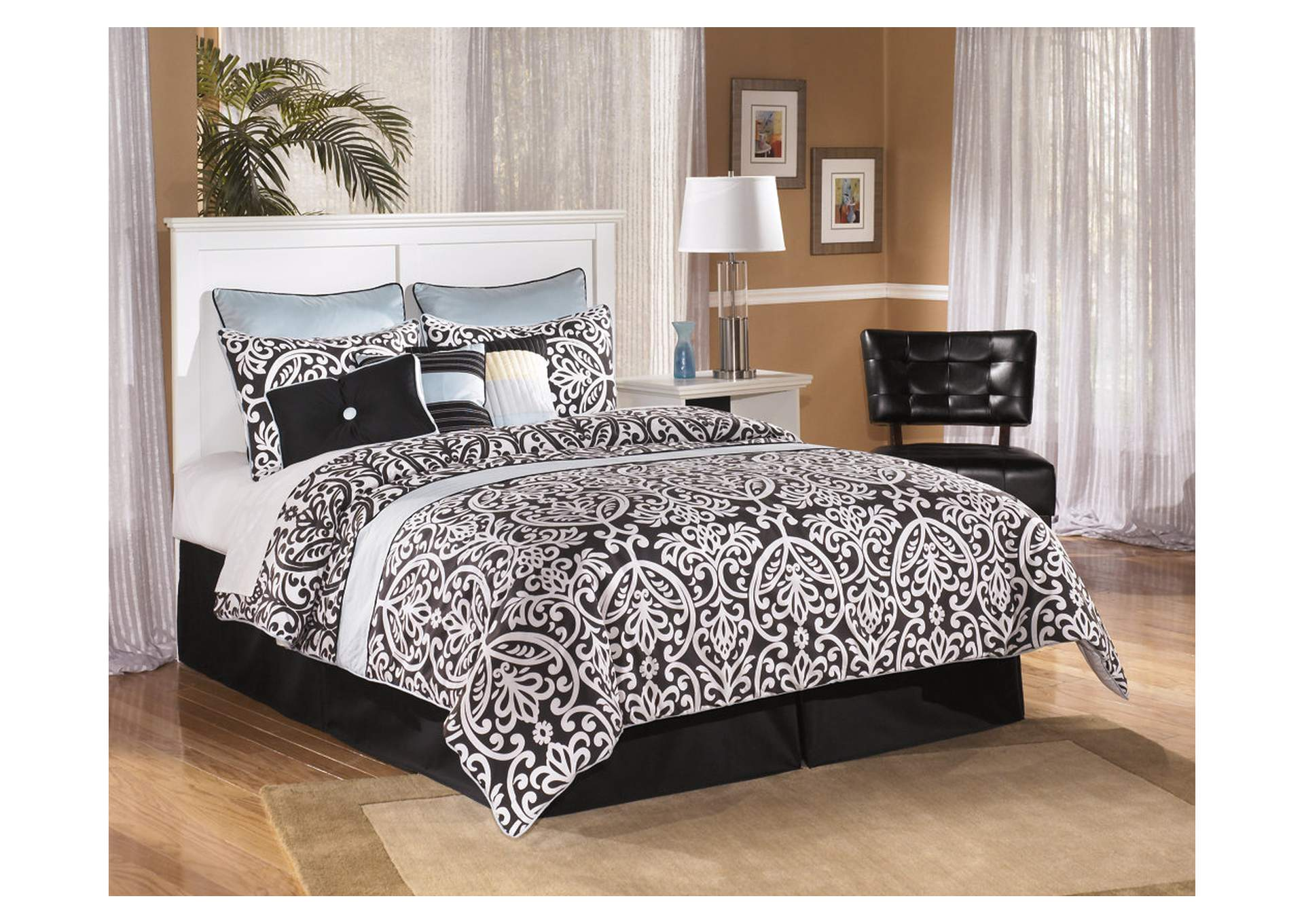 Bostwick Shoals Queen/Full Panel Headboard,ABF Signature Design by Ashley