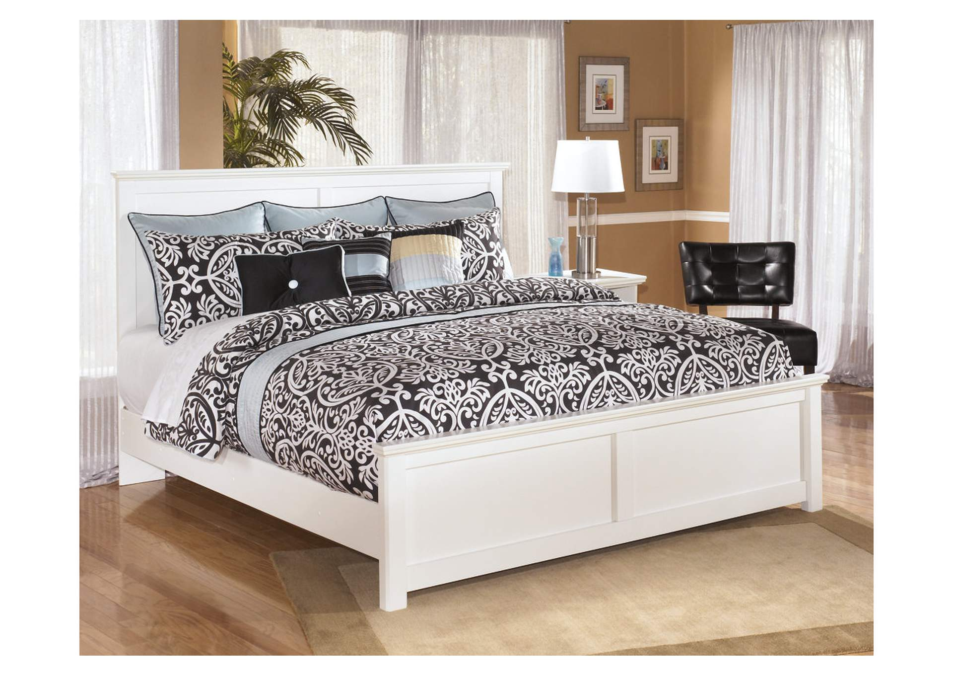Bostwick Shoals King Panel Bed,ABF Signature Design by Ashley