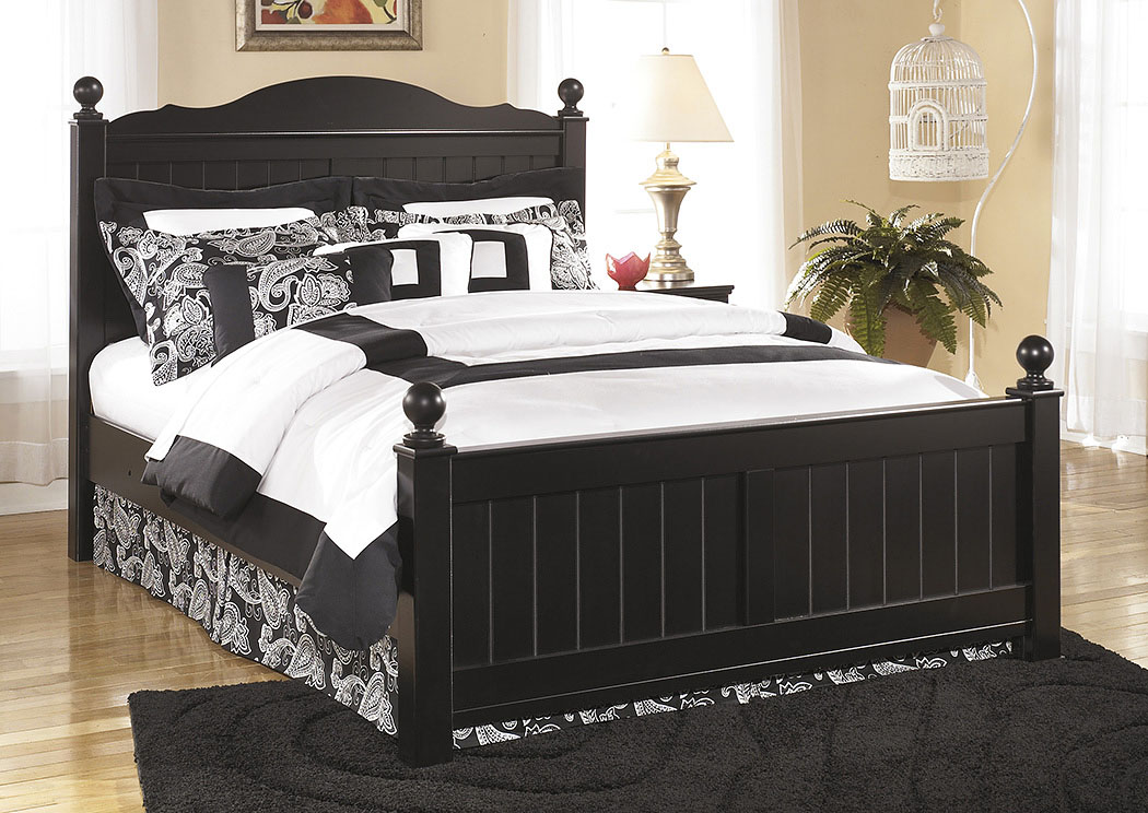 Jaidyn Full Poster Bed,Signature Design By Ashley