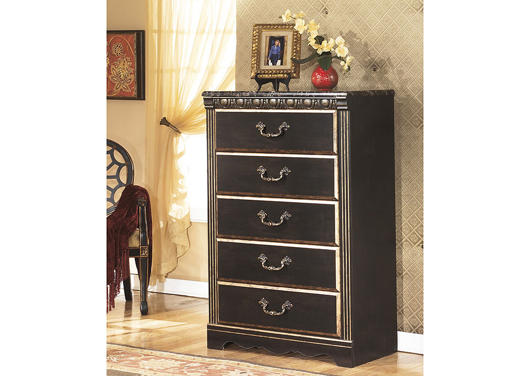 Coal Creek Chest,ABF Signature Design by Ashley