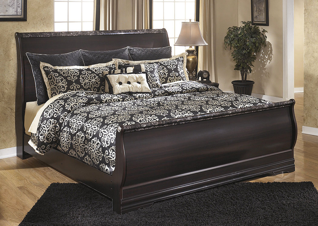 Esmarelda King Sleigh Bed,Signature Design By Ashley