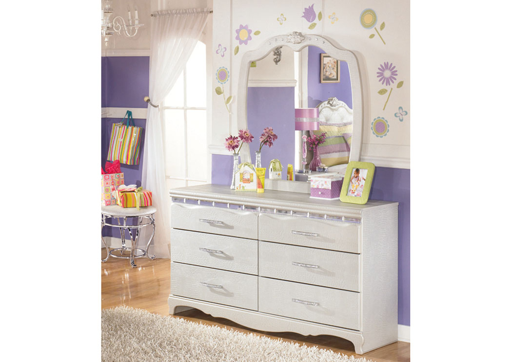 Zarollina Dresser,Signature Design By Ashley