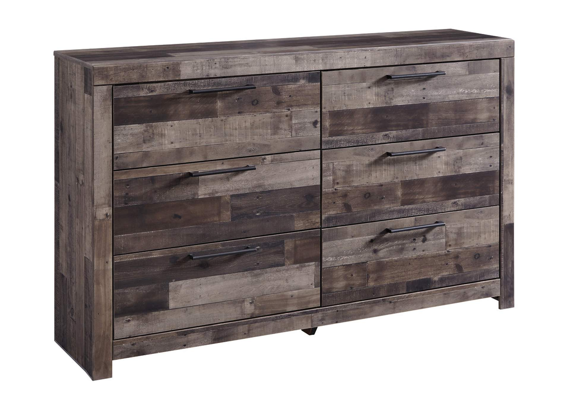 Derekson Multi Gray Dresser,Signature Design By Ashley