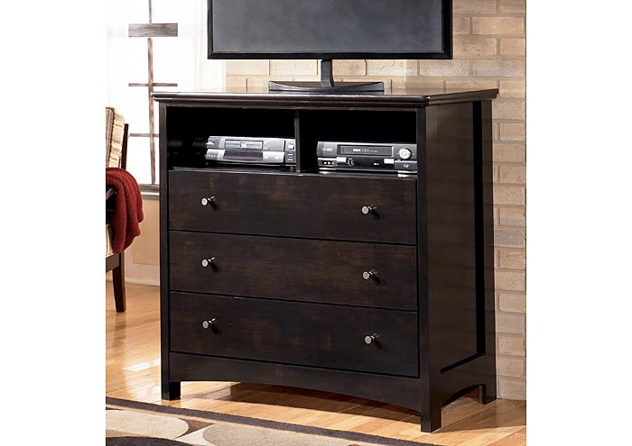 Harmony Media Chest,Signature Design By Ashley