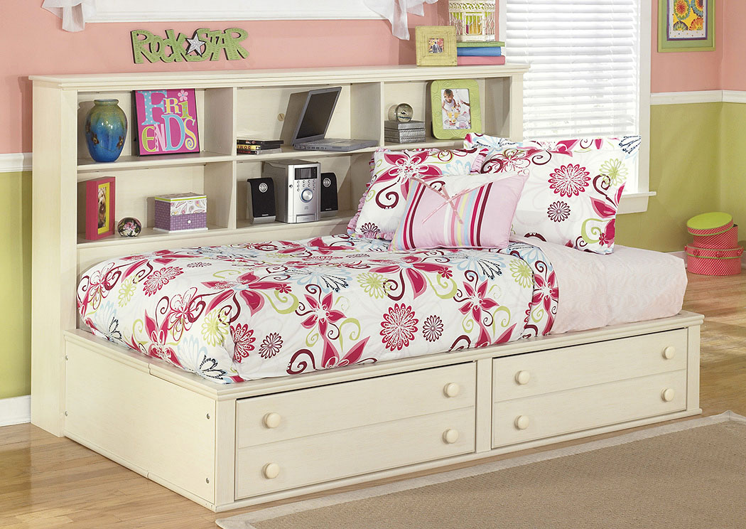 Cottage Retreat Twin Bookcase Bed,Signature Design By Ashley