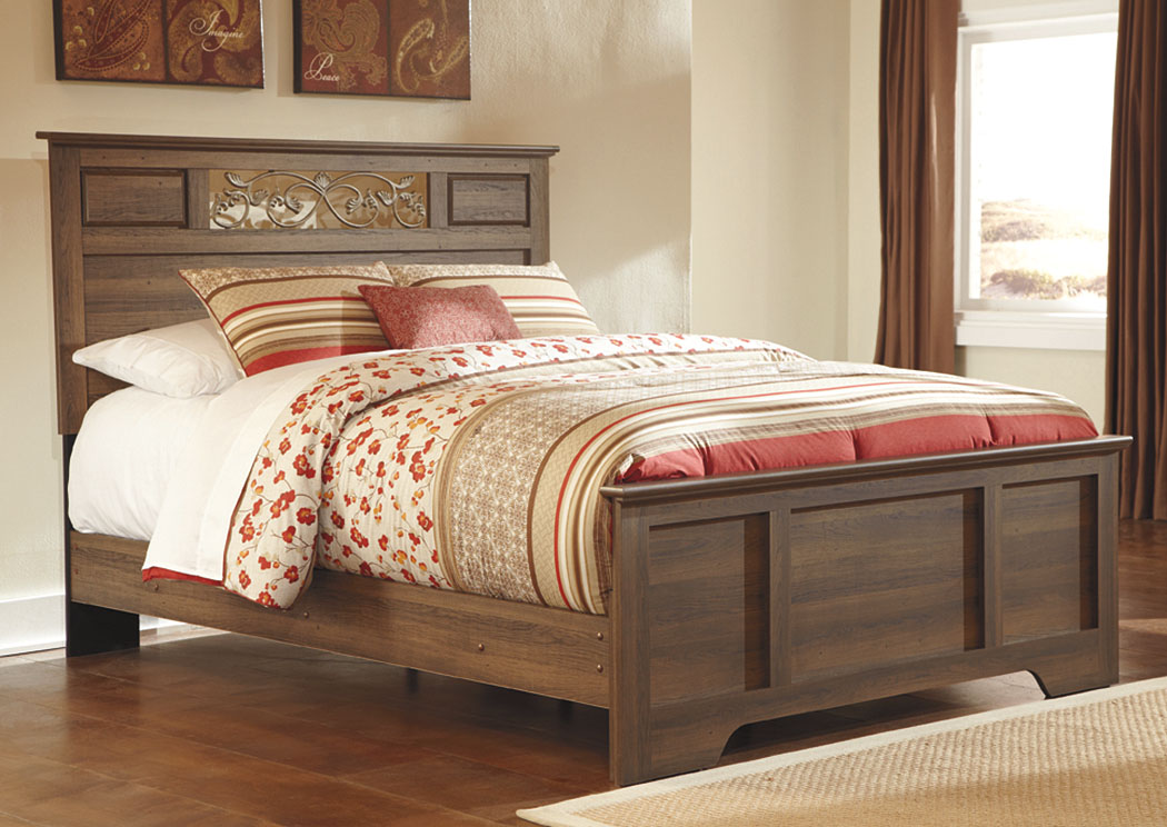 Allymore Queen Panel Bed,Signature Design By Ashley