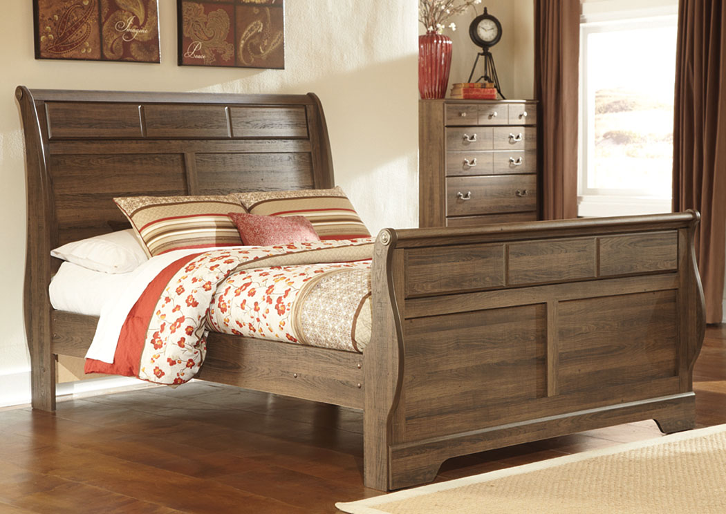 Allymore Queen Sleigh Bed,Signature Design by Ashley