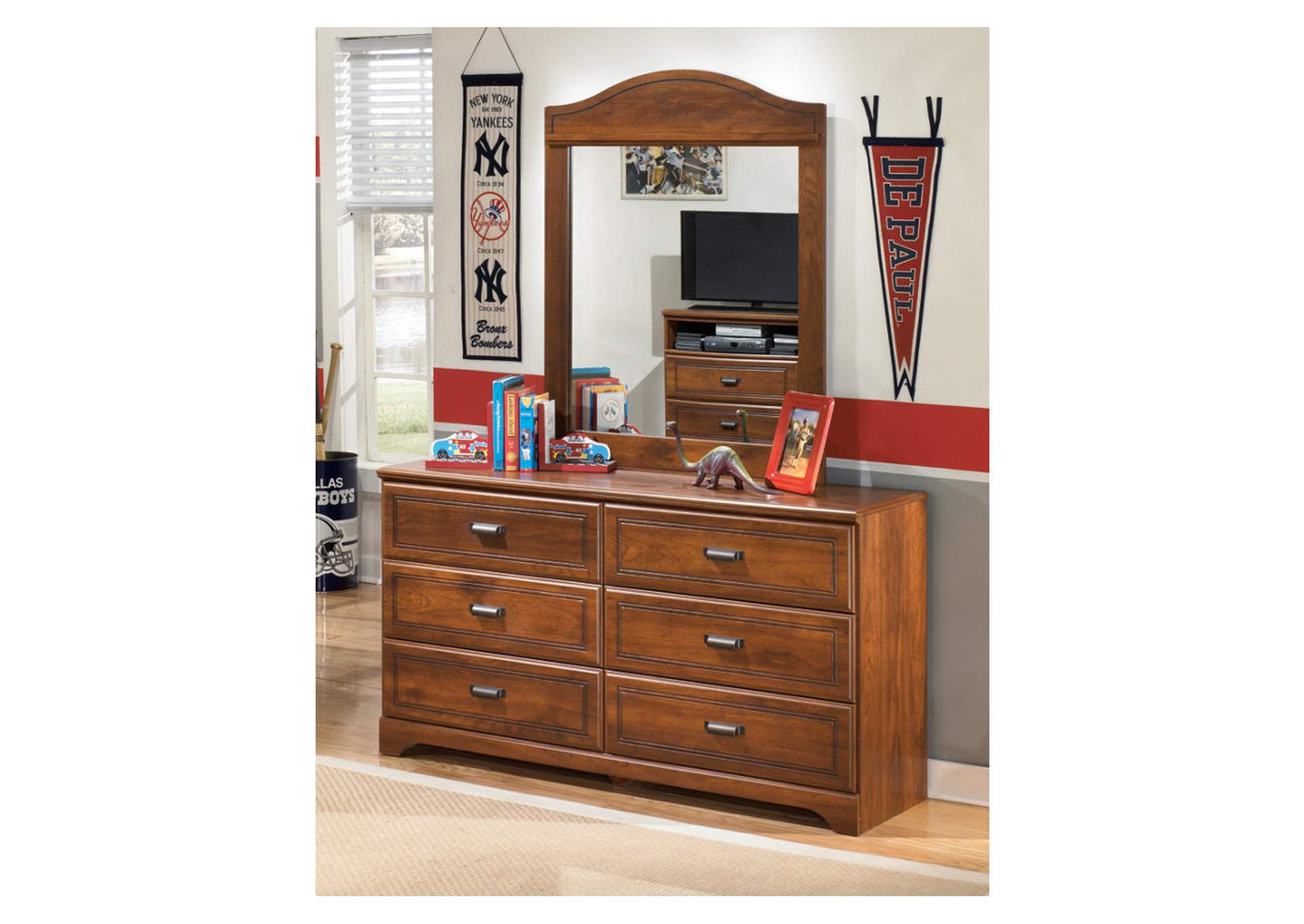 Barchan Dresser,ABF Signature Design by Ashley