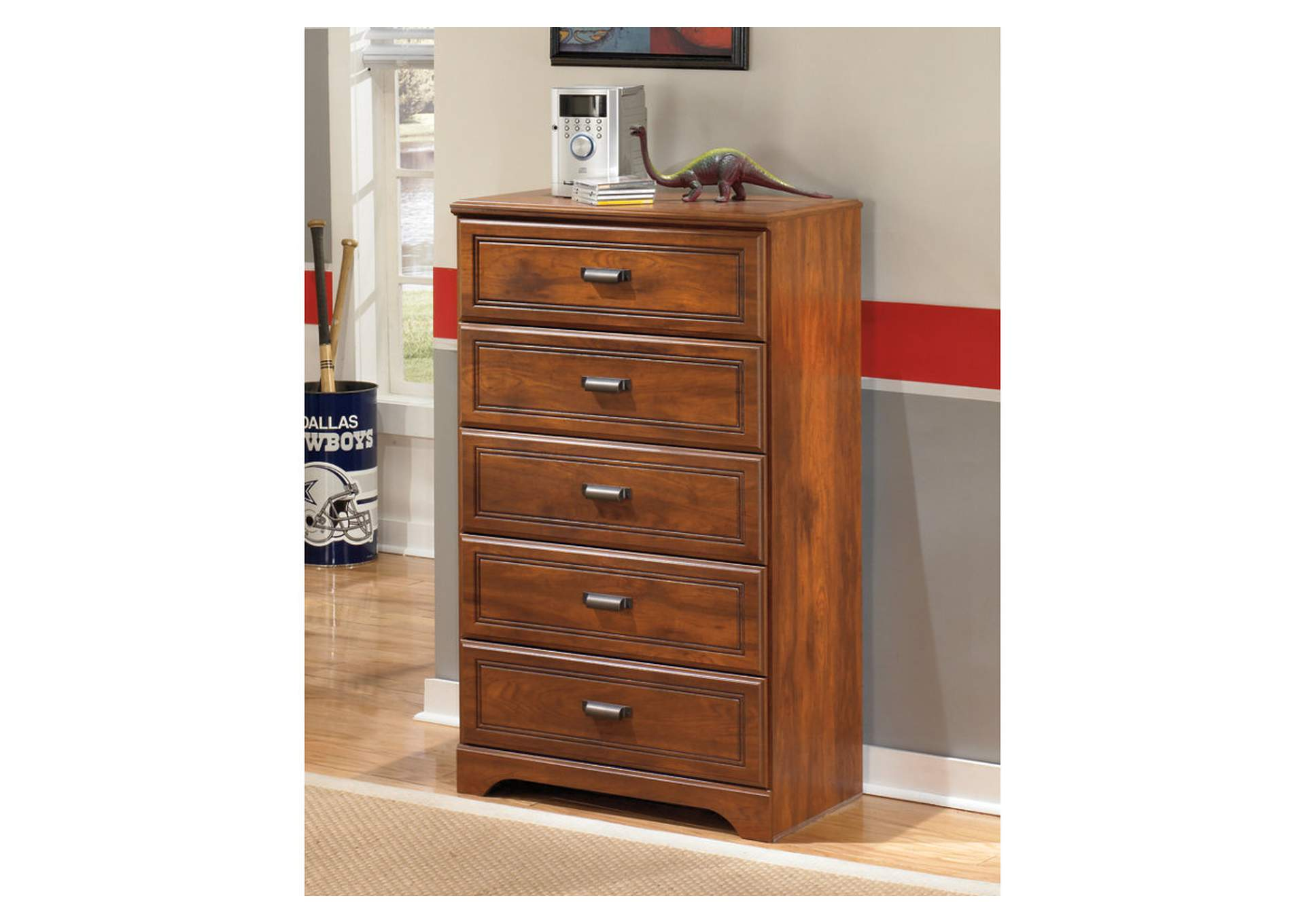 Barchan Five Drawer Chest,ABF Signature Design by Ashley