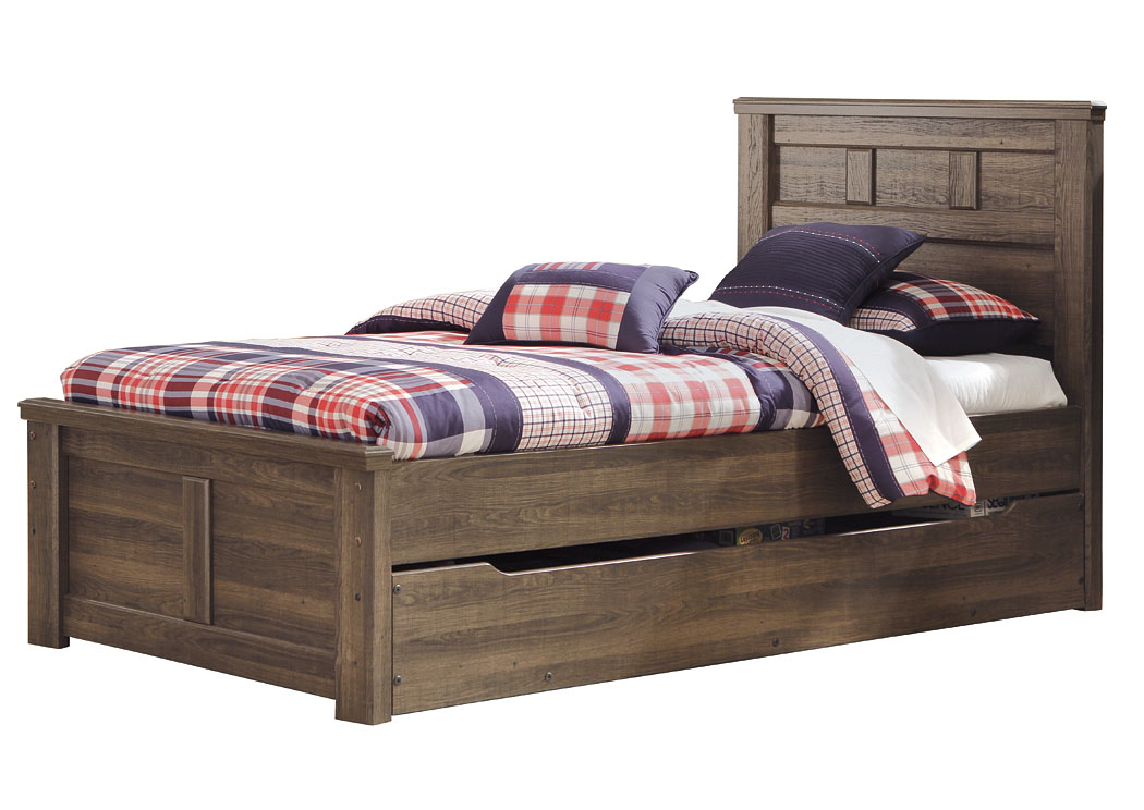 Juararo Twin Panel Storage Bed,Signature Design By Ashley