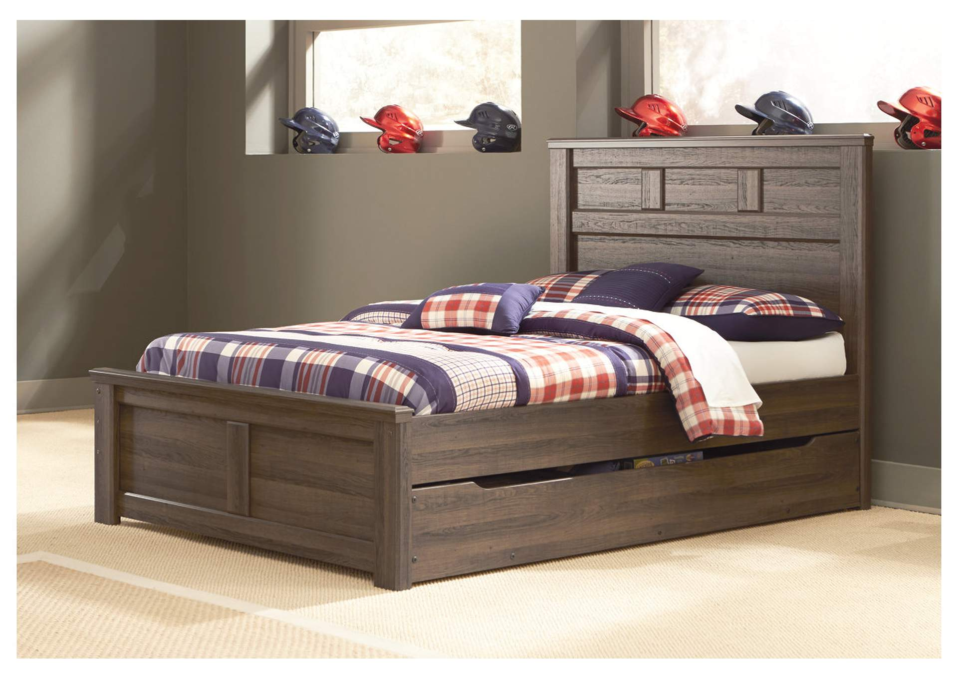 Juararo Full Panel Storage Bed,Signature Design By Ashley