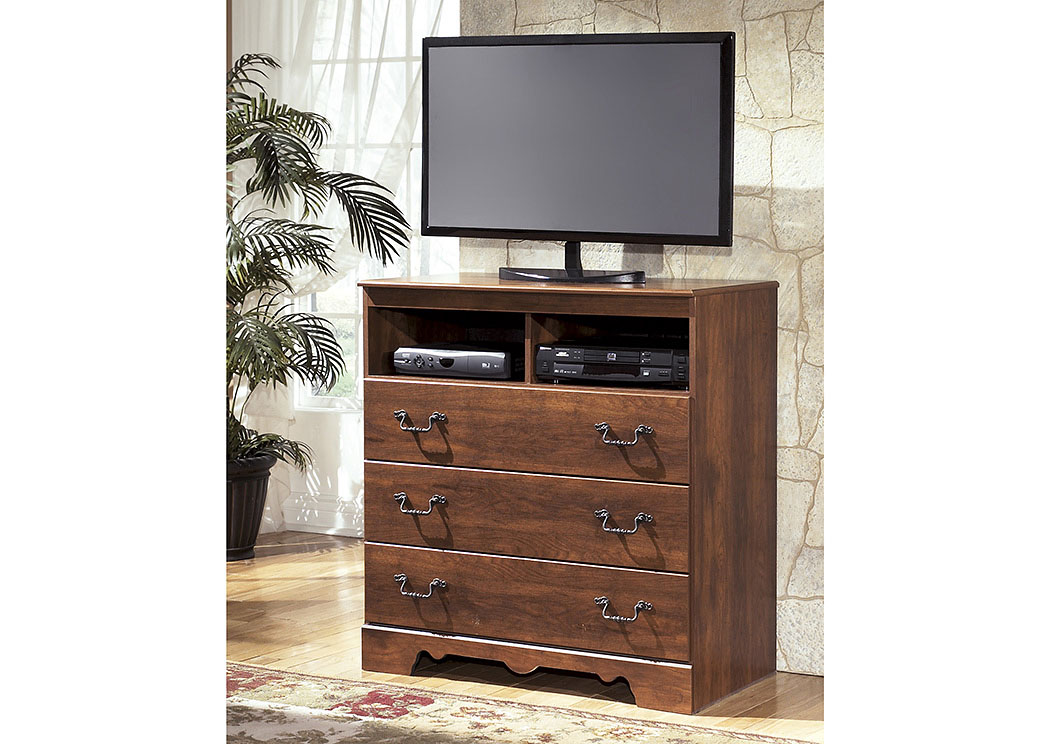 Timberline Media Chest,Signature Design by Ashley