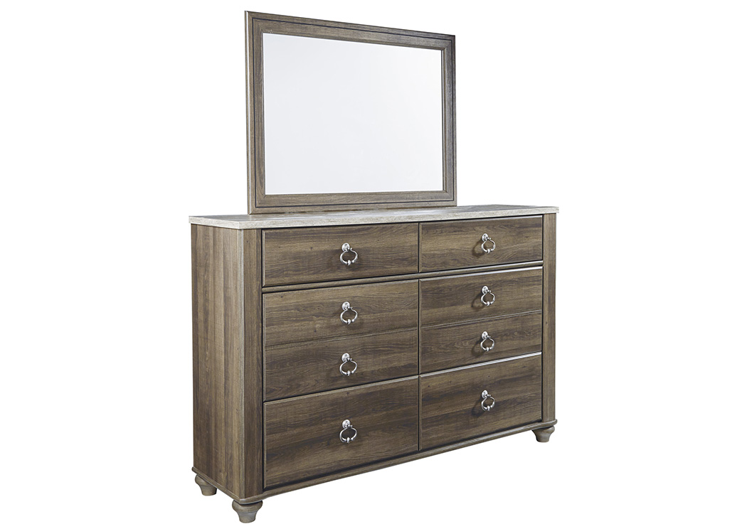 Birmington Brown Bedroom Mirror,Signature Design By Ashley