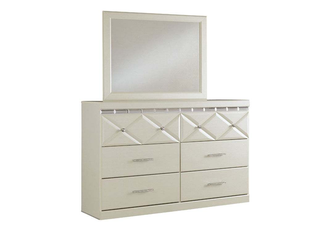 Dreamur Champagne Dresser,Signature Design By Ashley