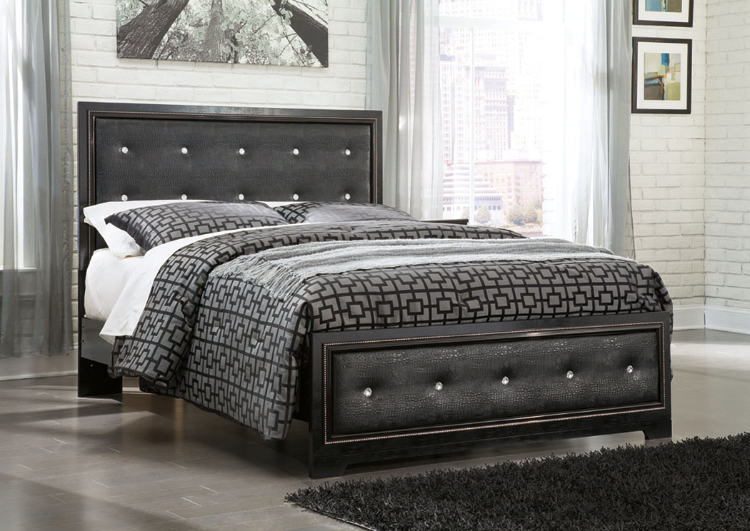 Alamadyre Queen Upholstered Panel Bed,Signature Design by Ashley