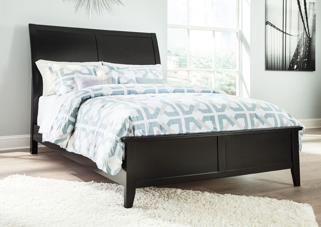 Braflin King Sleigh Bed,Signature Design by Ashley