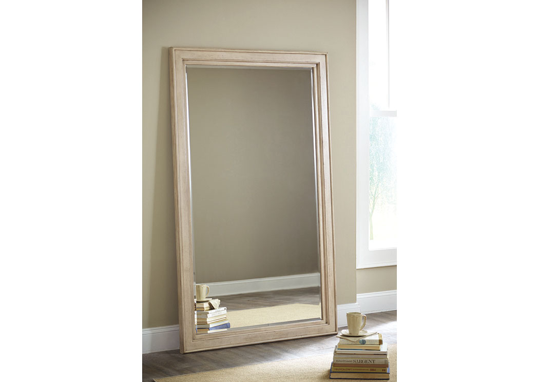 Demarlos Floor Standing Mirror,Signature Design By Ashley
