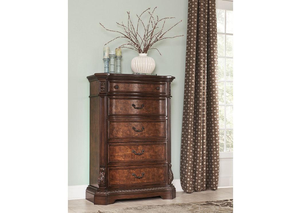 BLT Furniture Ledelle Chest