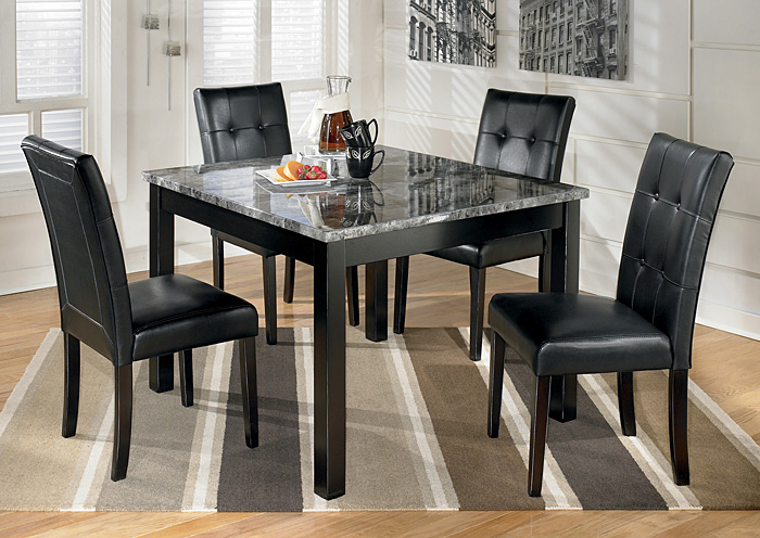 Maysville Square  5 Piece Dinette Set,Signature Design By Ashley