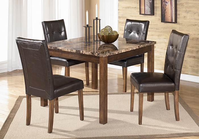 Theo 5 Piece Dinette Set,ABF Signature Design by Ashley