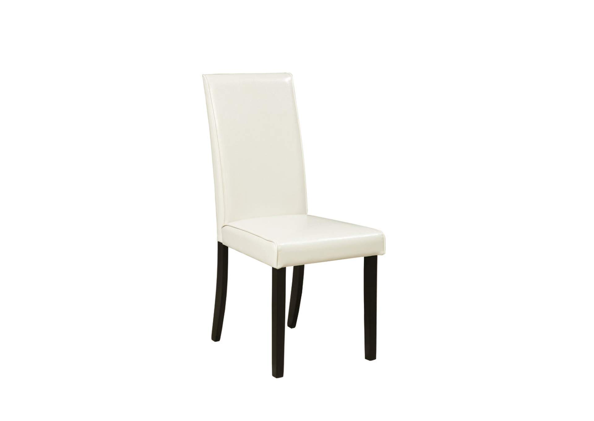 Kimonte Ivory Upholstered Chair (Set of 2),Signature Design By Ashley
