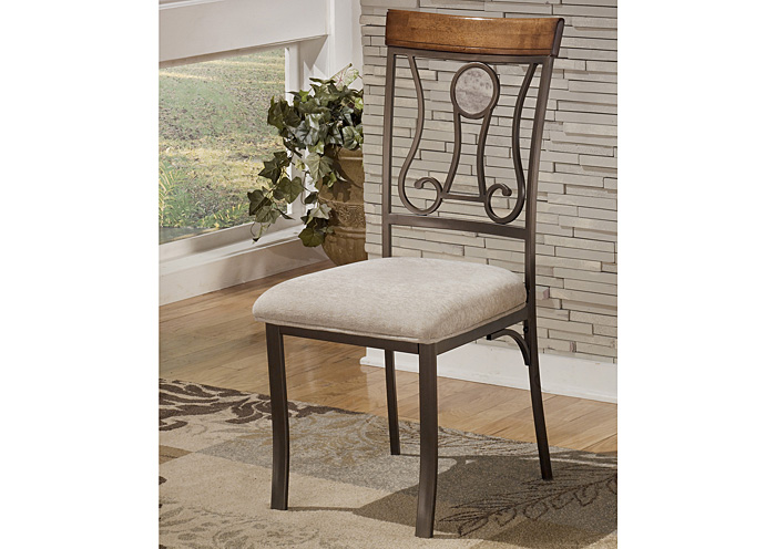 Hopstand Dining Upholstered Side Chair (Set of 4),Signature Design by Ashley