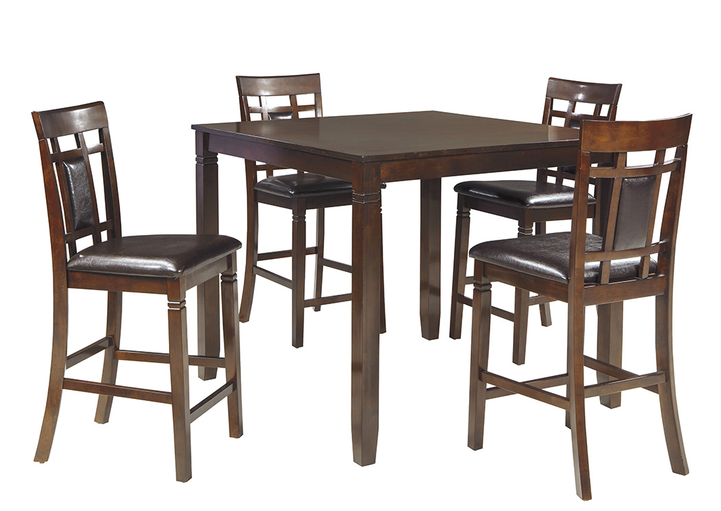 Bennox Brown Dining Room Counter Table Set,Signature Design By Ashley