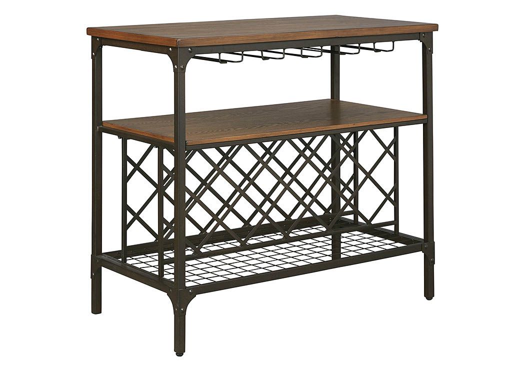 Rolena Brown Dining Room Server,Signature Design by Ashley