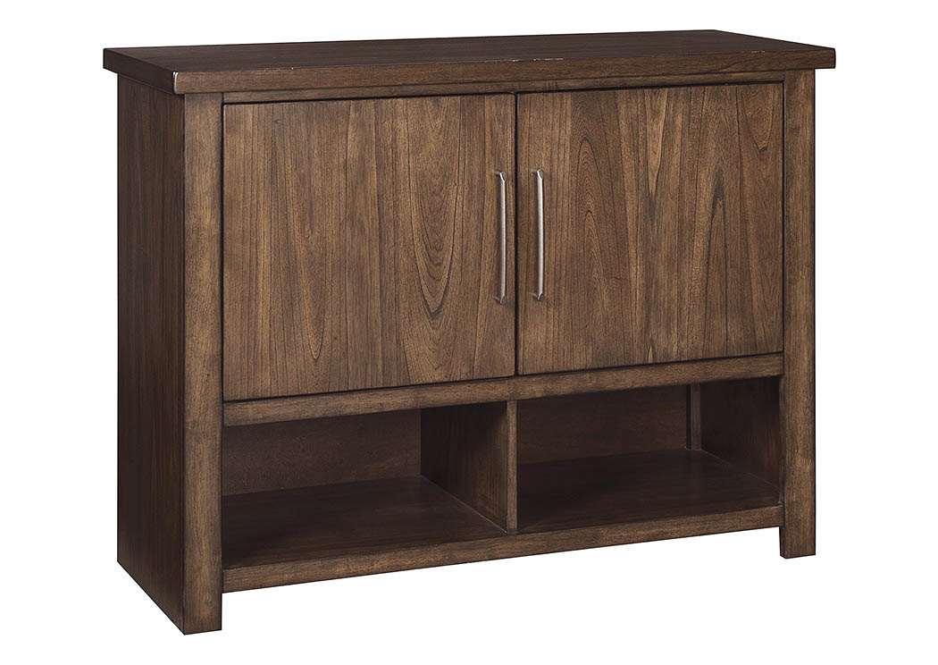 Zilmar Medium Brown Dining Room Server,ABF Signature Design by Ashley