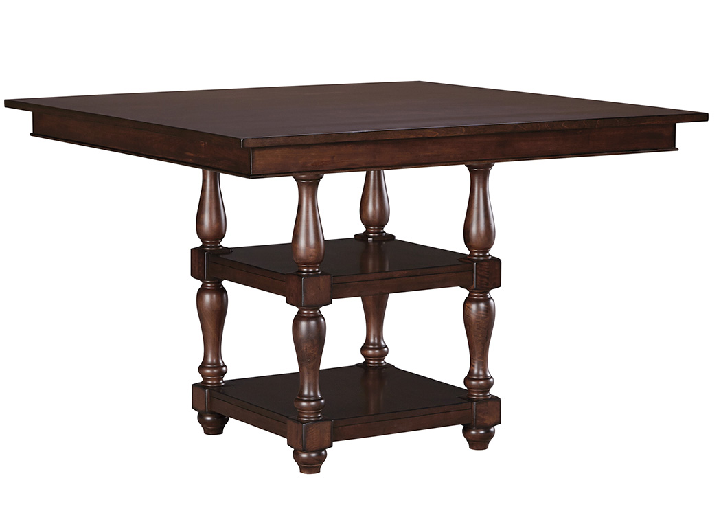 Baxenburg Brown Square Counter Height Table,Signature Design By Ashley
