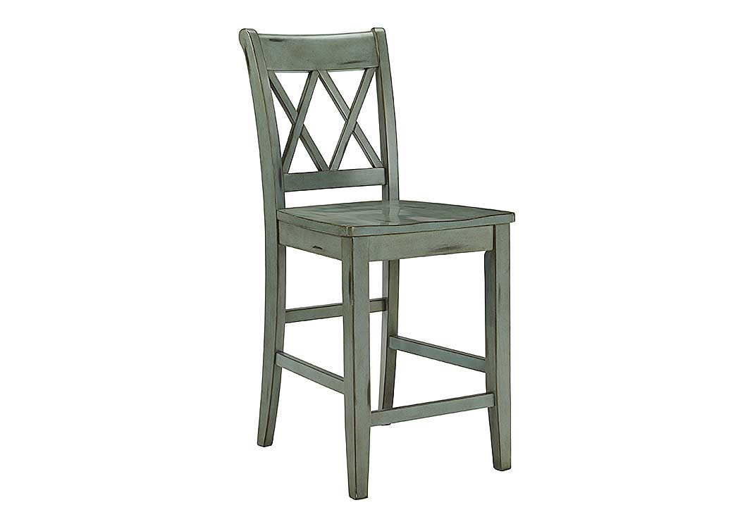 Mestler Barstool (Set of 2),Signature Design by Ashley