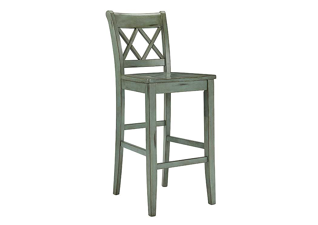 Mestler Tall Barstool (Set of 2),ABF Signature Design by Ashley