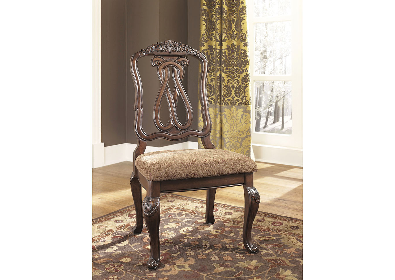 North Shore Side Chairs (Set of 2),Millennium