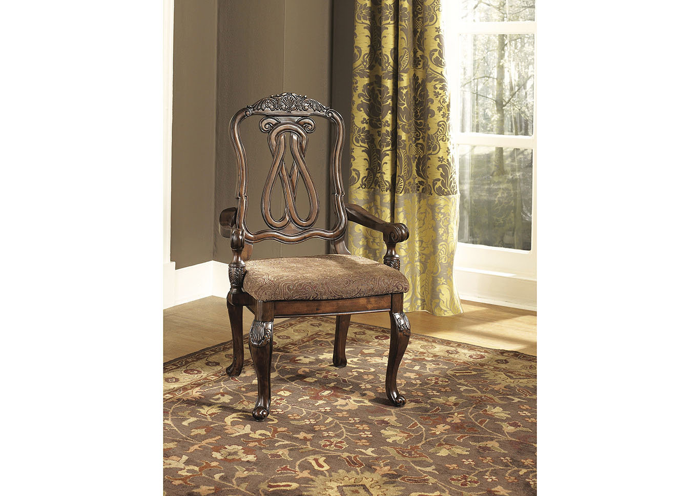 North Shore Arm Chairs (Set Of 2),Millennium