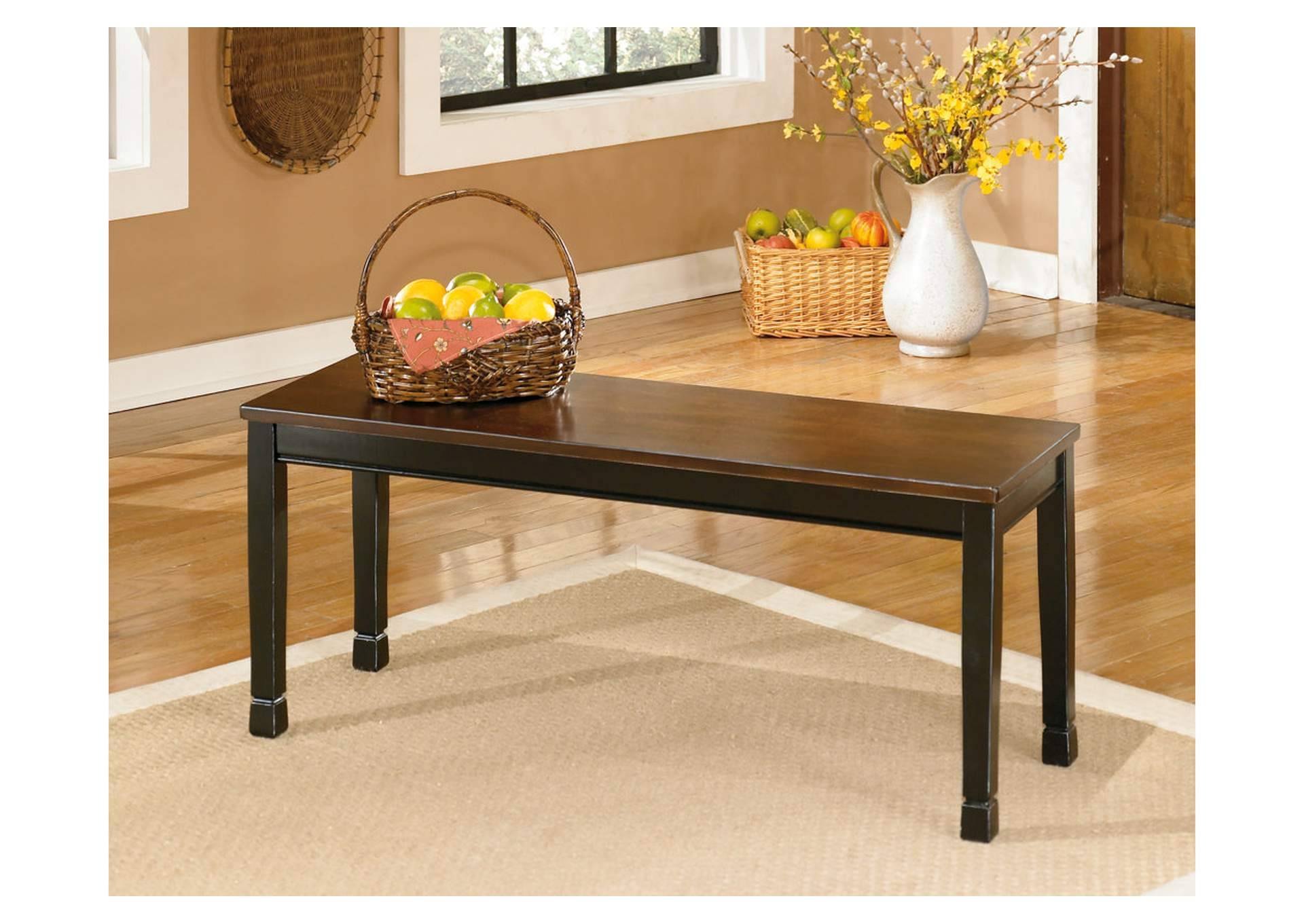 Owingsville Large Dining Bench,ABF Signature Design by Ashley