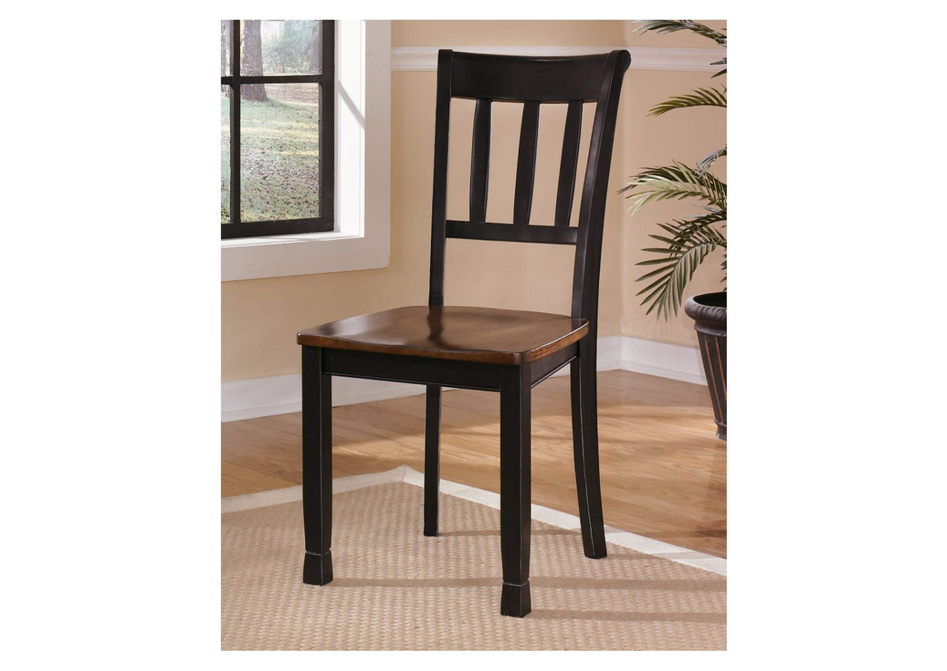 Owingsville Side Chair (Set of 2),Signature Design By Ashley