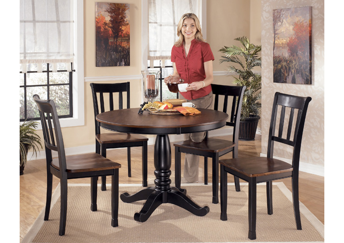 Owingsville Round Dining Table,Signature Design By Ashley