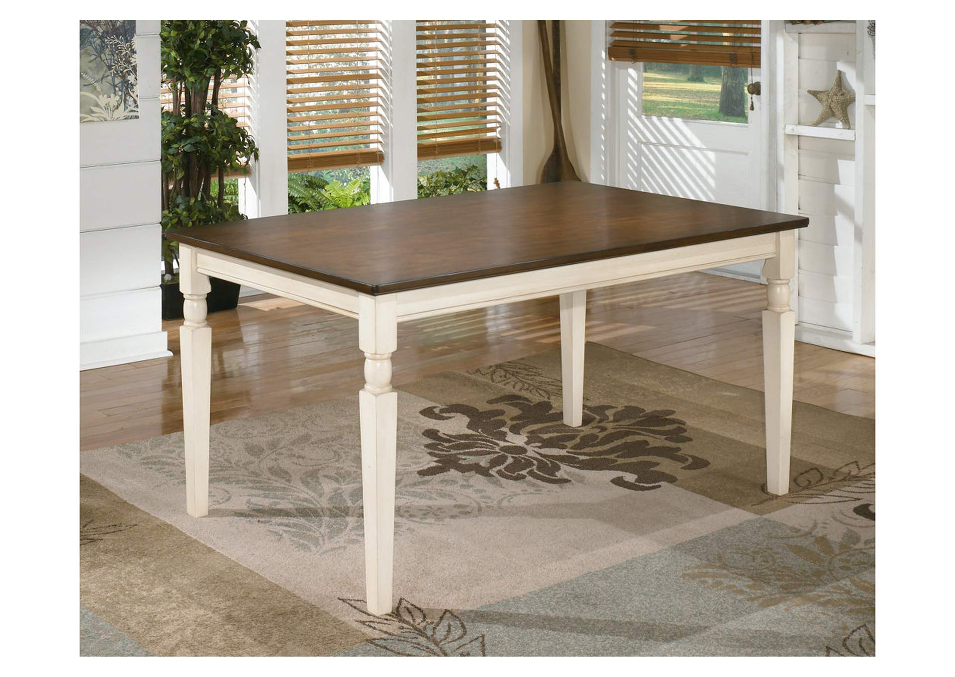 Whitesburg Rectangular Dining Table,Signature Design By Ashley
