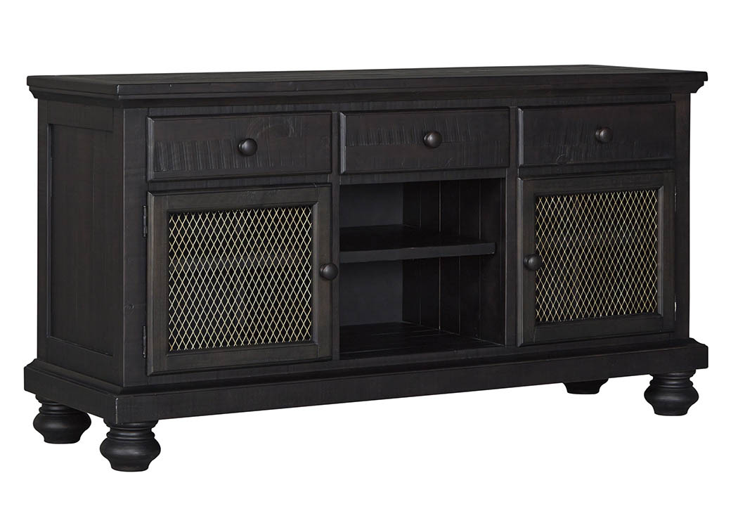 Sharlowe Charcoal Dining Room Buffet,Signature Design by Ashley