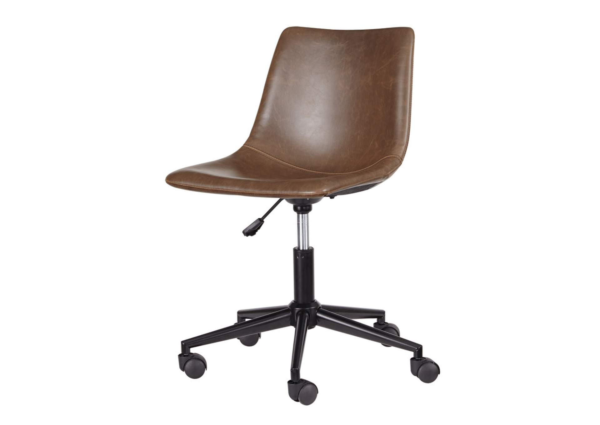 Goreeu0027s Furniture   Opelika, AL Office Chair Program Brown Home Office  Swivel Desk Chair
