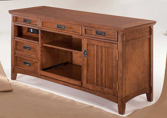 Cross Island Large Credenza,ABF Signature Design by Ashley