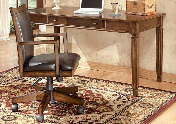 Hamlyn Large Leg Desk,Signature Design by Ashley