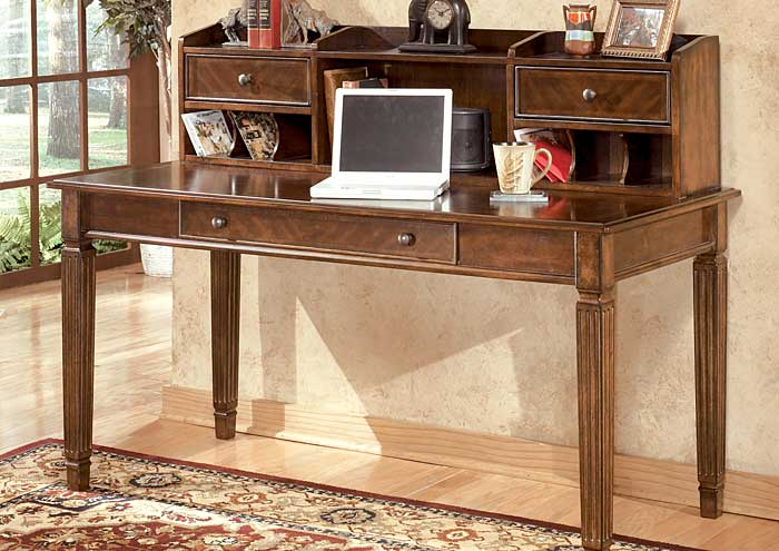 Hamlyn Desk & Hutch,Signature Design By Ashley
