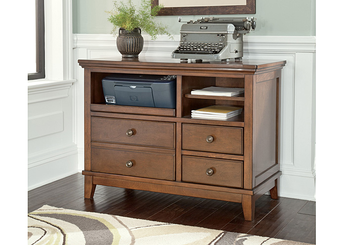 Burkesville Office Cabinet,Signature Design by Ashley