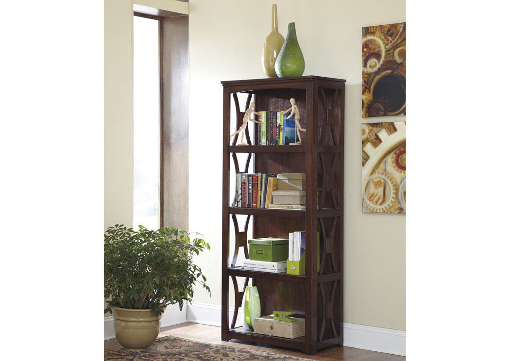 Devrik Bookcase,Signature Design By Ashley