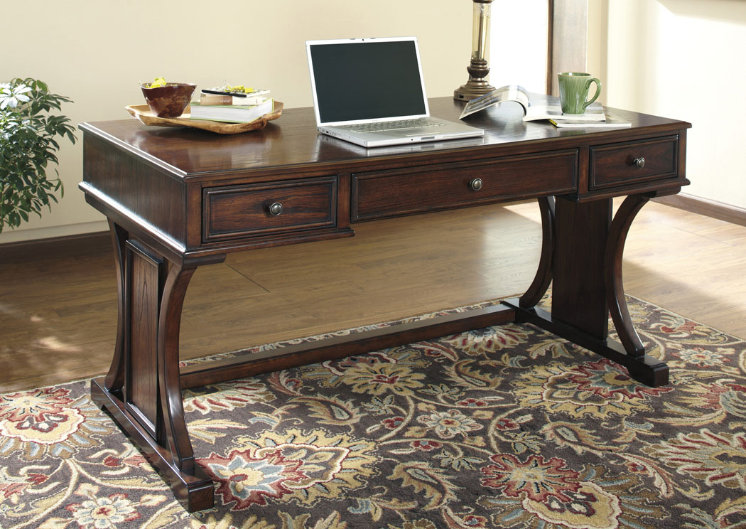 Devrik Home Office Desk,Signature Design by Ashley