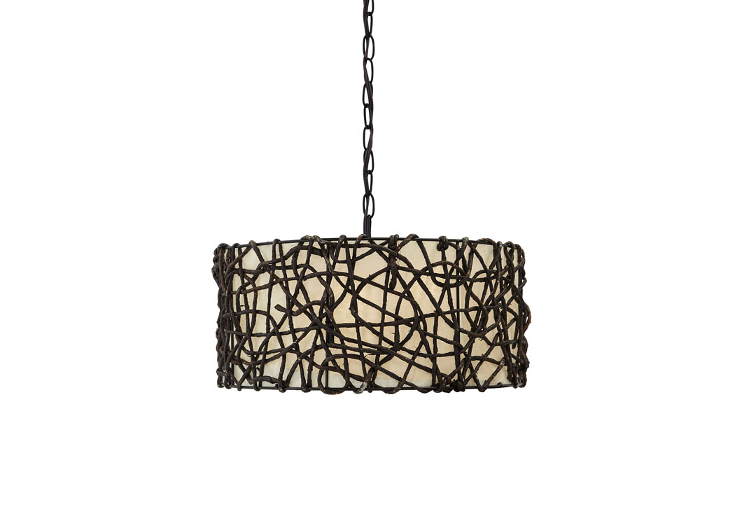 Natural Pendant Light,ABF Signature Design by Ashley