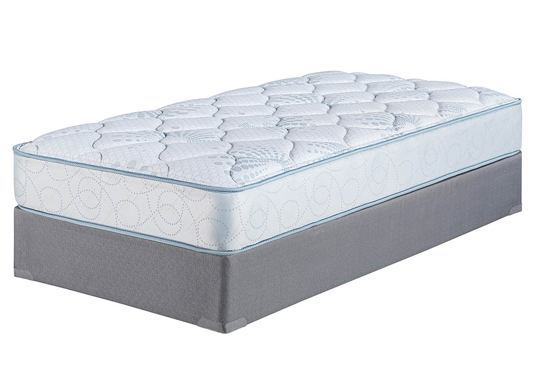 Innerspring Kids Full Mattress w/Foundation,Sierra Sleep by Ashley